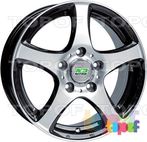Колесные диски Nitro Y279. Изображение модели #1