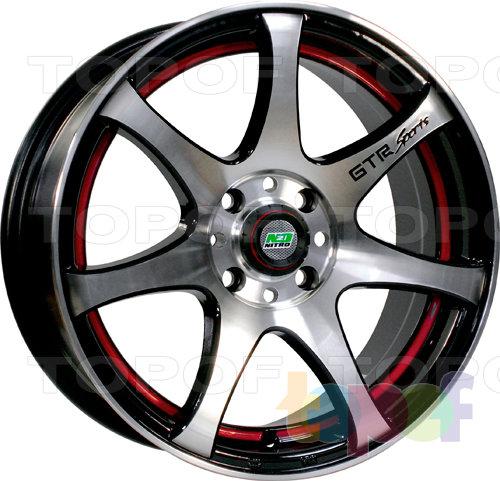 Колесные диски Nitro Y3103. Изображение модели #1