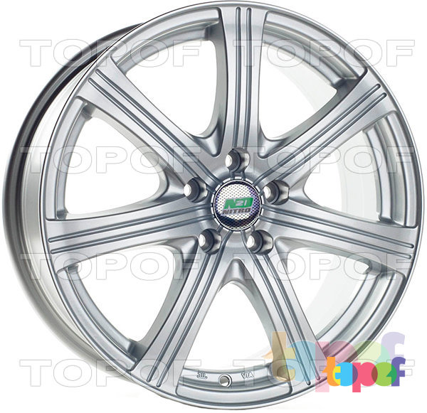 Колесные диски Nitro Y3160