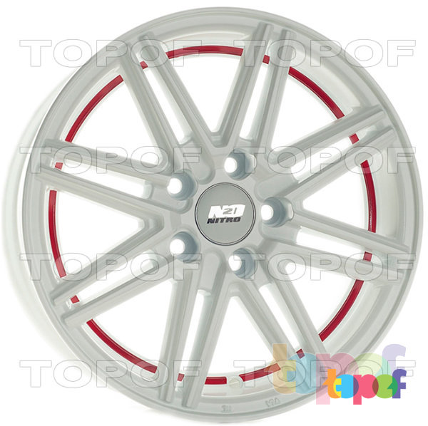Колесные диски Nitro Y3179