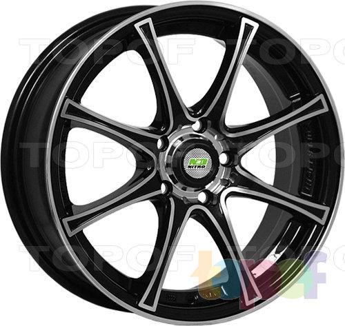 Колесные диски Nitro Y360. Изображение модели #1