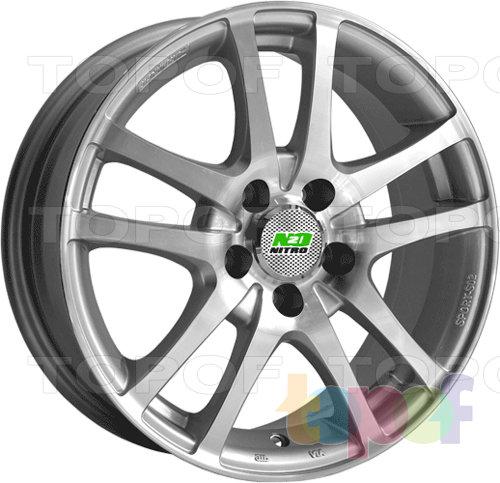 Колесные диски Nitro Y450. Изображение модели #1