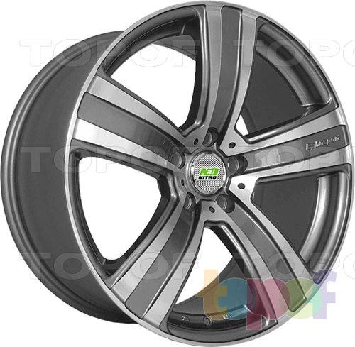 Колесные диски Nitro Y462. Изображение модели #1