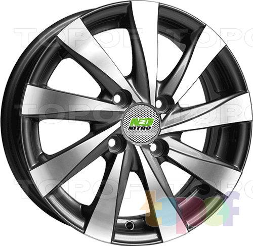Колесные диски Nitro Y465. Изображение модели #1