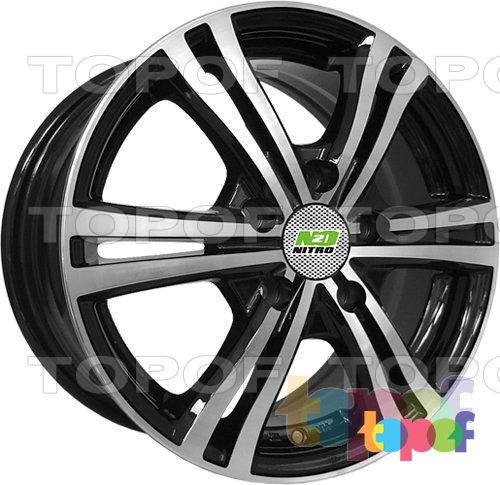 Колесные диски Nitro Y468. Изображение модели #1