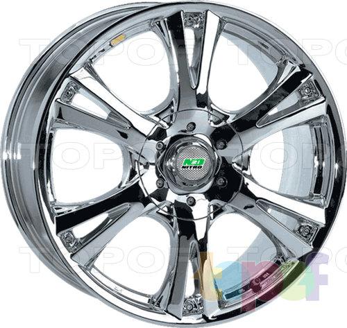 Колесные диски Nitro Y704. Изображение модели #1