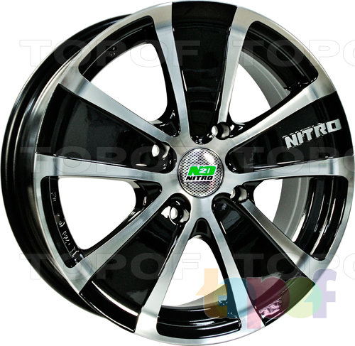 Колесные диски Nitro Y739