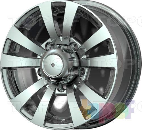 Колесные диски Nitro Y740. Изображение модели #1