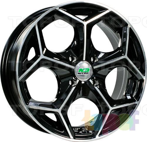 Колесные диски Nitro Y741. Изображение модели #1