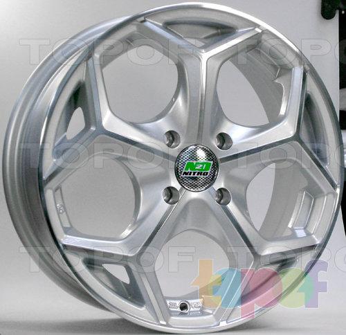 Колесные диски Nitro Y741. Изображение модели #2