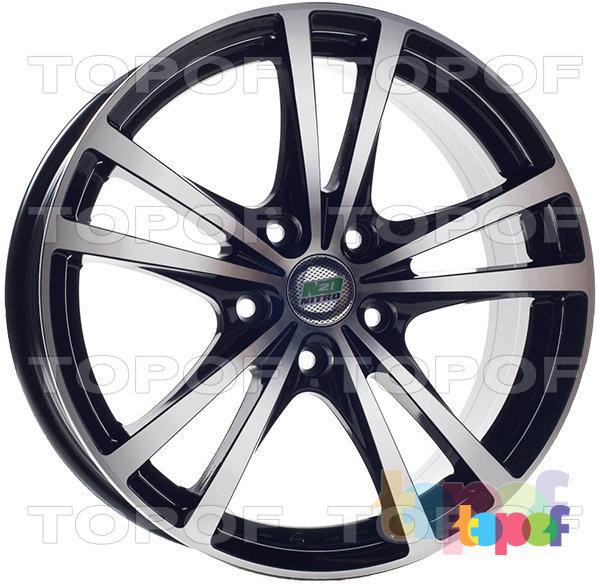 Колесные диски Nitro Y9114