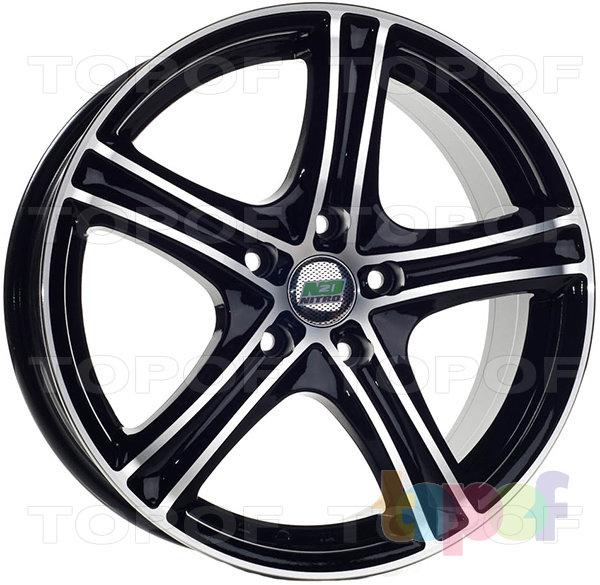 Колесные диски Nitro Y9129. Изображение модели #1