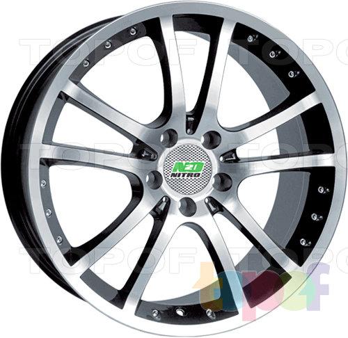 Колесные диски Nitro Y950. Изображение модели #1