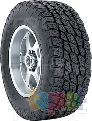 Шины Nitto Terra Grappler All Terrain