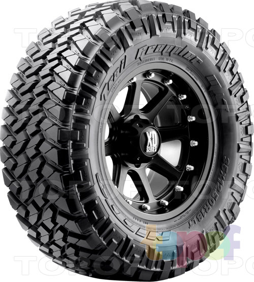 Шины Nitto Trail Grappler MT