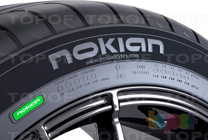 Шины Nokian Hakka Black (SUV). Изображение модели #2