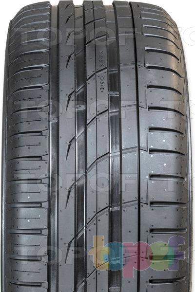 Шины Nokian Hakka Black (SUV). Обновленный рисунок для Hakka Black SUV