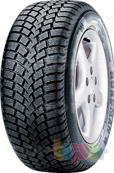 Шины Nokian NordMan W. Зимняя нешипуемая шина для легкового автомобиля