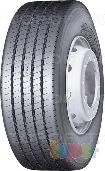 Шины Nokian NTR 72. Грузовая шина для рулевой оси