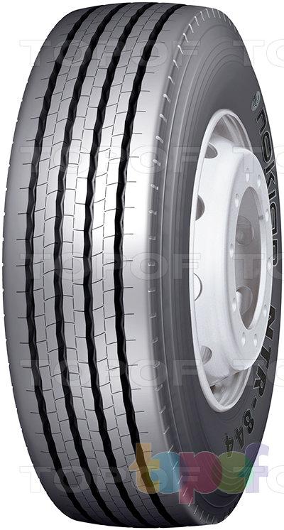 Шины Nokian NTR 844. Грузовая шина для передней оси