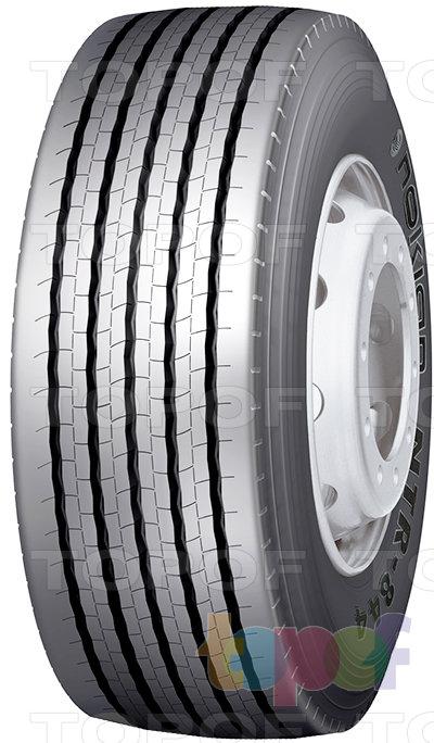 Шины Nokian NTR 844 WS. Дорожная шина для грузового автомобиля