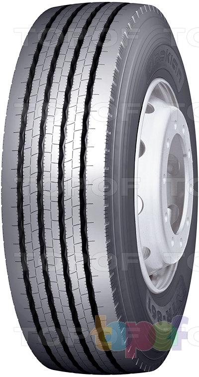 Шины Nokian NTR 861. Грузовая шина для передней оси