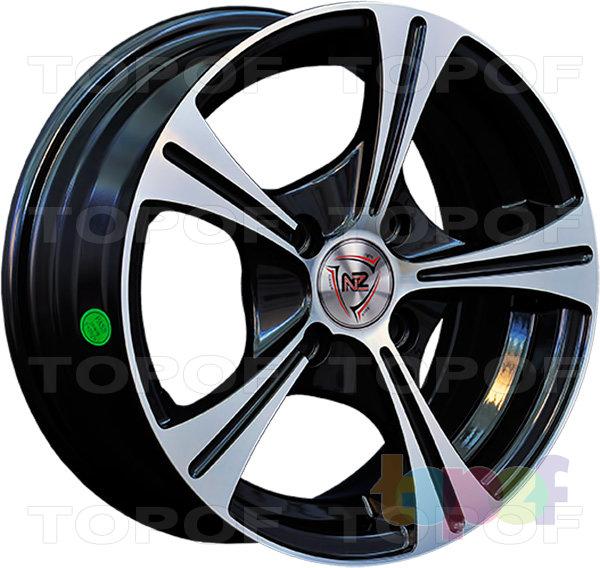 Колесные диски NZ 1077. Изображение модели #1