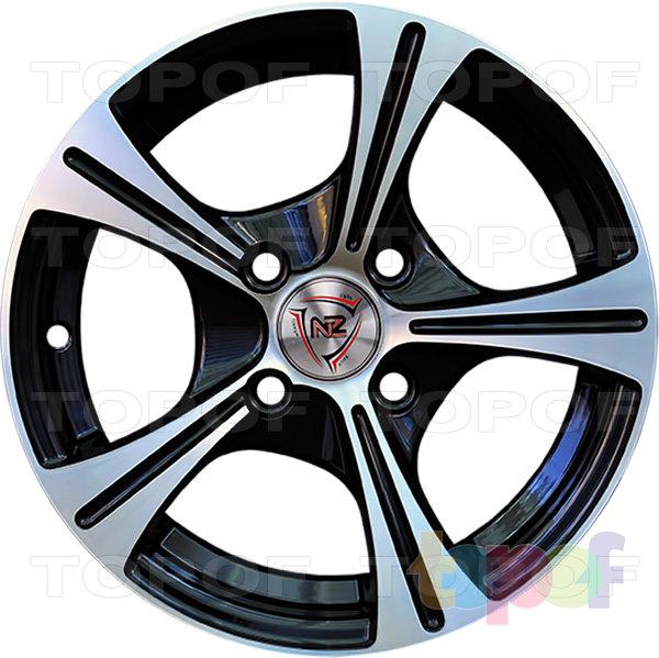 Колесные диски NZ 1077. Изображение модели #2