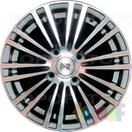 Колесные диски NZ 109. Цвет GMF