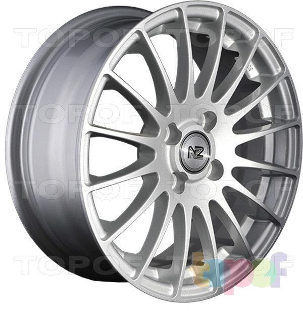 Колесные диски NZ 533. Изображение модели #2