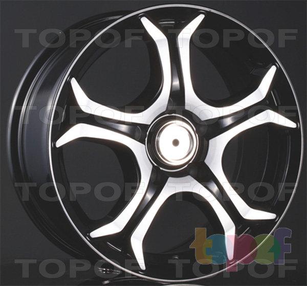 Колесные диски NZ 720. Изображение модели #1