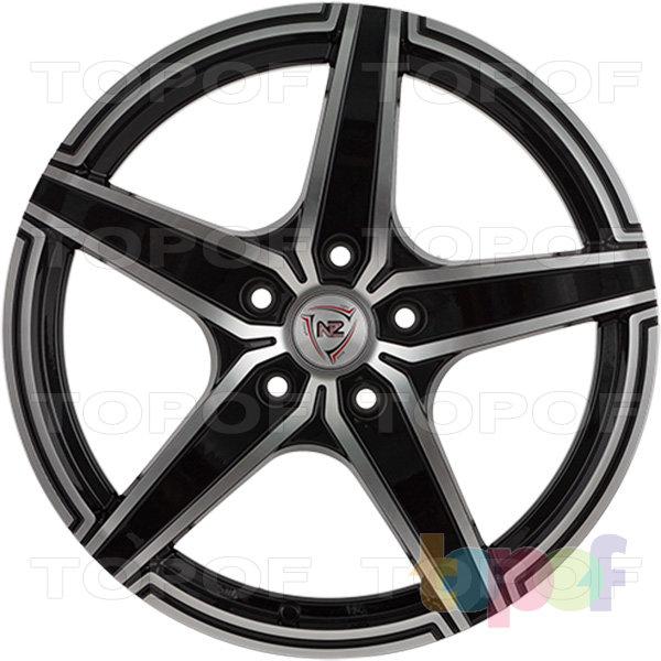 Колесные диски NZ F1. Изображение модели #1