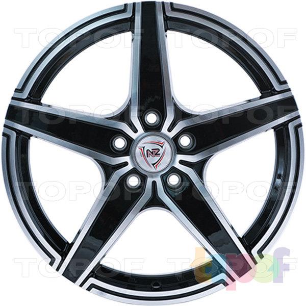 Колесные диски NZ F1. Изображение модели #2