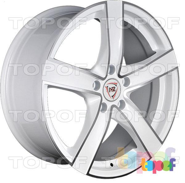 Колесные диски NZ F10. Изображение модели #1