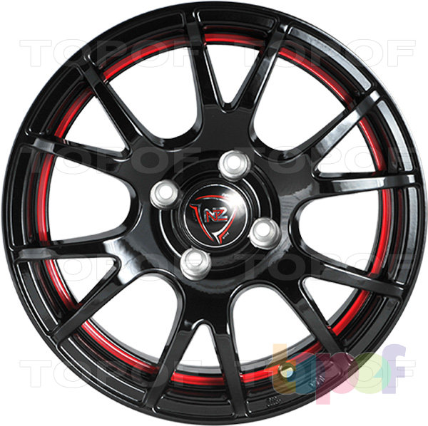 Колесные диски NZ F11