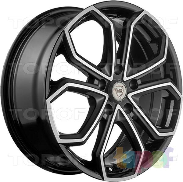 Колесные диски NZ F15. Изображение модели #3