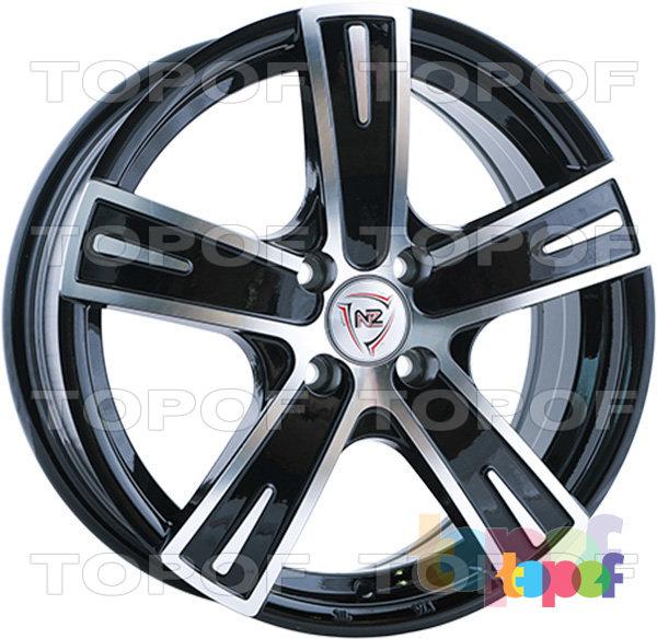 Колесные диски NZ F16. Изображение модели #2