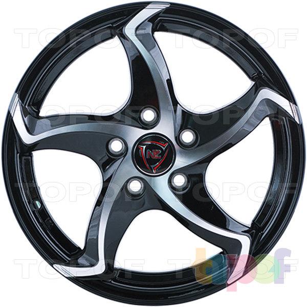 Колесные диски NZ F17. Изображение модели #1