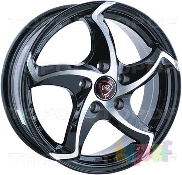 Колесные диски NZ F17. Изображение модели #2