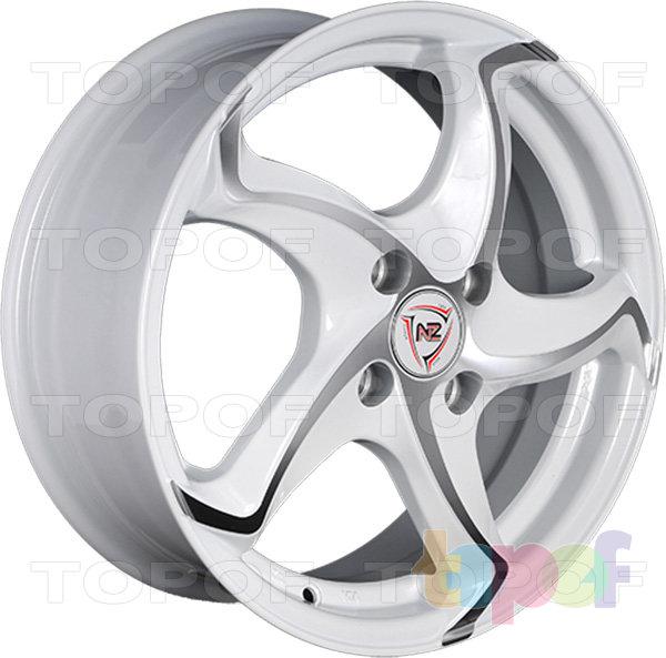 Колесные диски NZ F17. Изображение модели #4
