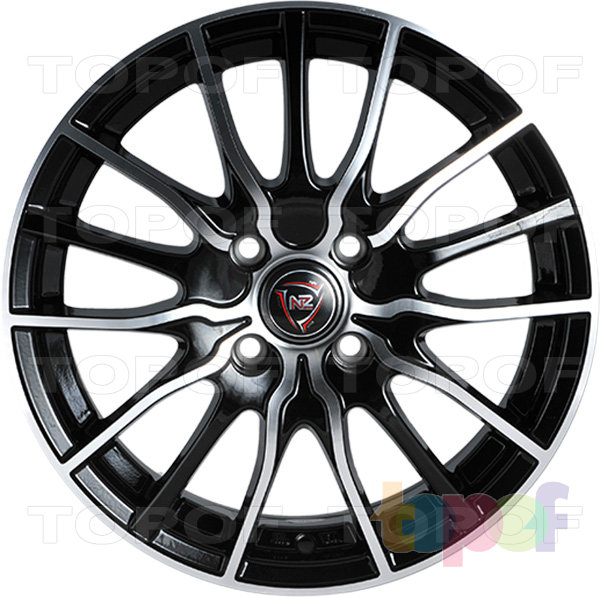 Колесные диски NZ F19