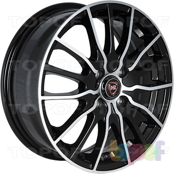 Колесные диски NZ F19. Изображение модели #2