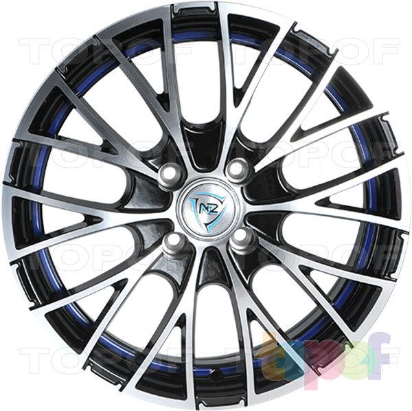 Колесные диски NZ F2. Изображение модели #1