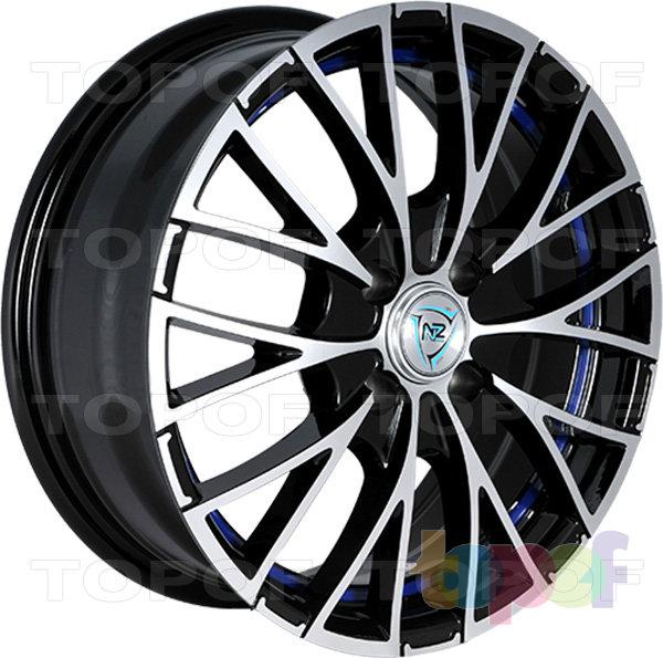 Колесные диски NZ F2. Изображение модели #2