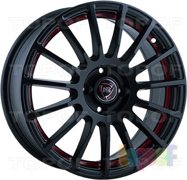 Колесные диски NZ F23. Изображение модели #2