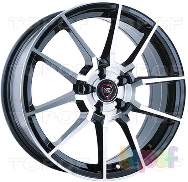 Колесные диски NZ F24. Изображение модели #2