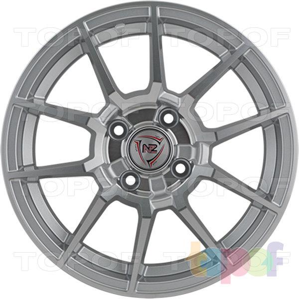 Колесные диски NZ F24. Изображение модели #3