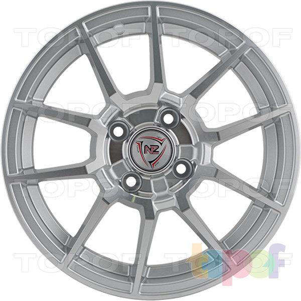 Колесные диски NZ F24. Изображение модели #4