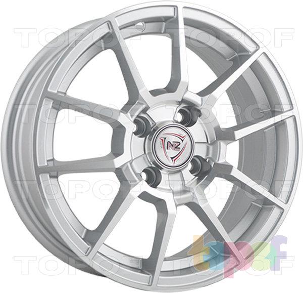 Колесные диски NZ F24. Изображение модели #5