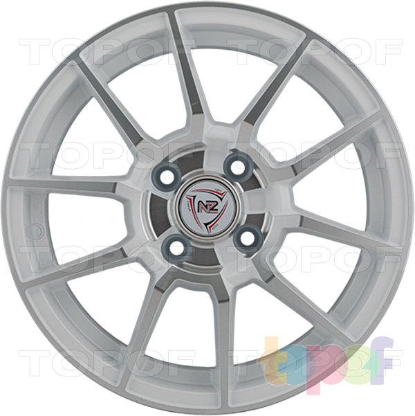 Колесные диски NZ F24. Изображение модели #6
